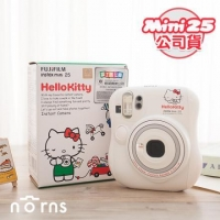 Norns  【mini25 HELLO KITTY】恆昶公司貨保固一年Instax Mini 25富