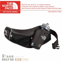 【彩色世界 The North Face】ENDURO BELT 運動水壺腰包 墨灰 ARMV-044