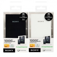 SONY CP~V10 10000mAh 行動電源 電量顯示ipad iphone son