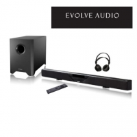 EVOLVE SB-2600 audio Soundbar 藍芽音響 SB2600