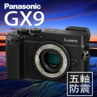 【Panasonic】Lumix DMC-GX9 公司貨 單機身