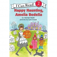 An I Can Read Book Level 2: Happy Haunting A.