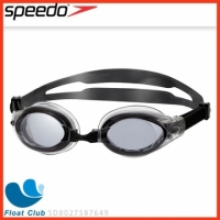 【SPEEDO】成人進階泳鏡Mariner Speed Fit 黑/灰 SD8027587649(休閒室內泳鏡)