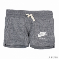 【NIKE】女 AS W NSW GYM VNTG SHORT 運動短褲- 883734091
