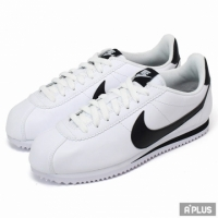【NIKE】NIKE 男女 WMNS CLASSIC CORTEZ LEATHER 經典阿甘鞋- 807471101