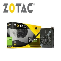 ZOTAC索泰 GeForce GTX 1060 Mini 6G 顯示卡