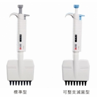 《DLAB》微量吸管八/十二管式 Multichannel Pipette,8/12 channel