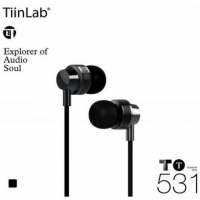 TiinLab 周杰倫 TBass of TFAT T低音系列-TT531 耳塞式耳機
