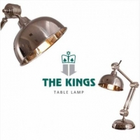 THE KINGS Discoverer發現者復古工業檯燈
