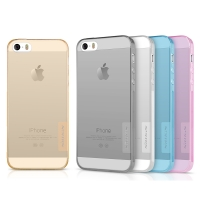 摩比小兔^~ NILLKIN Apple iPhone 5 5S SE 本色TPU軟套