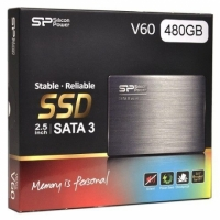 【Silicon Power】Velox V60 480G SATA3 SSD固態硬碟-NOVA成功