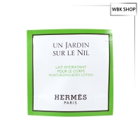 Hermes 愛馬仕 尼羅河花園香氛潤膚乳液 7ml UN Jardin SUR Le Nil Moisturizing Body Lotion - WBK SHOP
