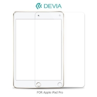 DEVIA Apple iPad Pro 晶鋼玻璃貼 0.33mm 厚度 2.5D弧邊