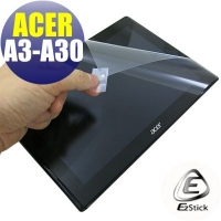 【EZstick】ACER Iconia Tab 10 A3-A30 系列專用 靜電式平板LCD液晶螢幕貼 (鏡面防汙)