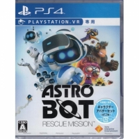 【板橋魔力】PS4遊戲 VR 太空機器人 救援任務 ASTRO BOT RESCUE MISSION 日文日版