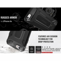 贈保護貼 SGP iPhone 6S 6 4.7 Rugged Armor 強化 吸震 防