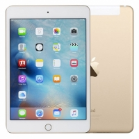 福利品【Apple 蘋果】iPad mini 4 Wi-Fi + Cellular 4G LTE版平板電腦(16G / A1550)