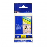 Brother TZ-UP31/TZe-UP31 Snoopy Pink 護貝標籤帶 適用 PT-D200/PT-D200SN/PT-E100/PT-E200/PT-E300/PT-P700