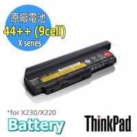 ThinkPad Battery 44++ (9cell) 0A36307【X230/X220】Lenovo原廠電池(小高黑店)
