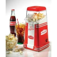 ::bonJOIE:: 美國進口 Nostalgia Coca Cola 迷你可口可樂 爆米花機 (全新盒裝) Electrics Mini Hot Air Popcorn Popper