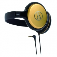 audio-technica S600 GD(金)攜帶式耳機