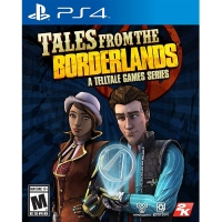 PS4 邊緣禁地傳說 英文美版 Tales from the Borderlands