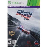 XBOX360 極速快感:生存競速 中英日文美版 Need for Speed Rivals