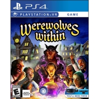 PS VR 狼人入侵 英文美版 Werewolves Within