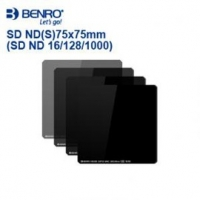 【BENRO百諾】方形減光鏡SD ND(16/128/1000)WMC(S)75X75MM