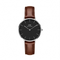 【最新】DW Daniel Wellington Classic DW00100181 32mm 手錶 銀框【迪特軍】