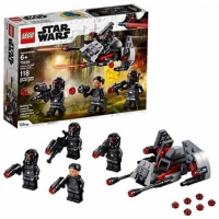 LEGO 樂高 Star Wars Inferno Squad Battle Pack 75226 Building Kit(118 Pieces)