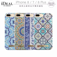 【iDeal Of Sweden】《飛翔3C》iDeal Of Sweden iPhone 8/7/6 Plus 瑞典北歐時尚手機保護殼→適用 5.5吋