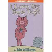【書立得】AN ELEPHANT & PIGGIE BOOK:I LOVE MY NEW TOY!(AFHY0144)