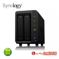 【Synology 群暉】DS718+ 網路儲存伺服器 DS718-PLUS