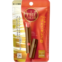 曼秀雷敦 Lip the Color 持久綻色潤唇膏 粉橙特調 2g