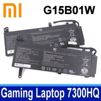 MI 小米 G15B01W 3芯 原廠電池 G15BO1W Gaming Laptop 7300HQ 1050Ti 7300HQ 1060 GTX1060 Intel I7