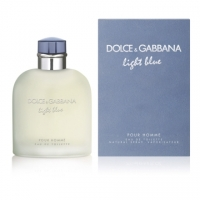 Dolce&Gabbana Light Blue D&G 淺藍男性淡香水 125ml