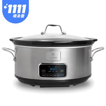 伊萊克斯七公升慢燉鍋